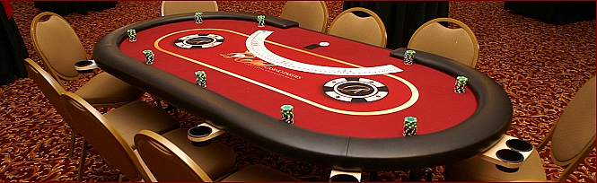 Professional Poker Tables
